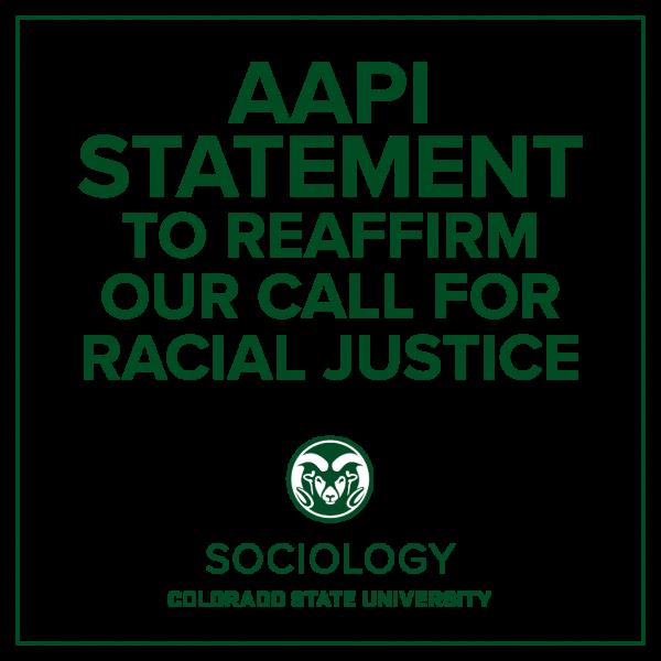 AAPI Statement headline