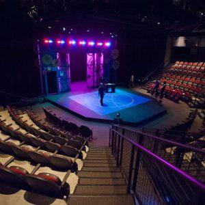 UCA University Theatre 2012 Hosting Kennedy Center American College Theatre Festival