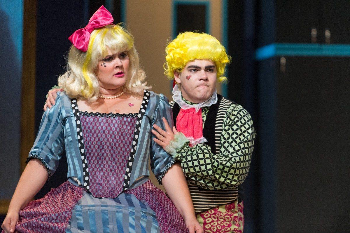 Fall 2016 Freshman Theatre Project