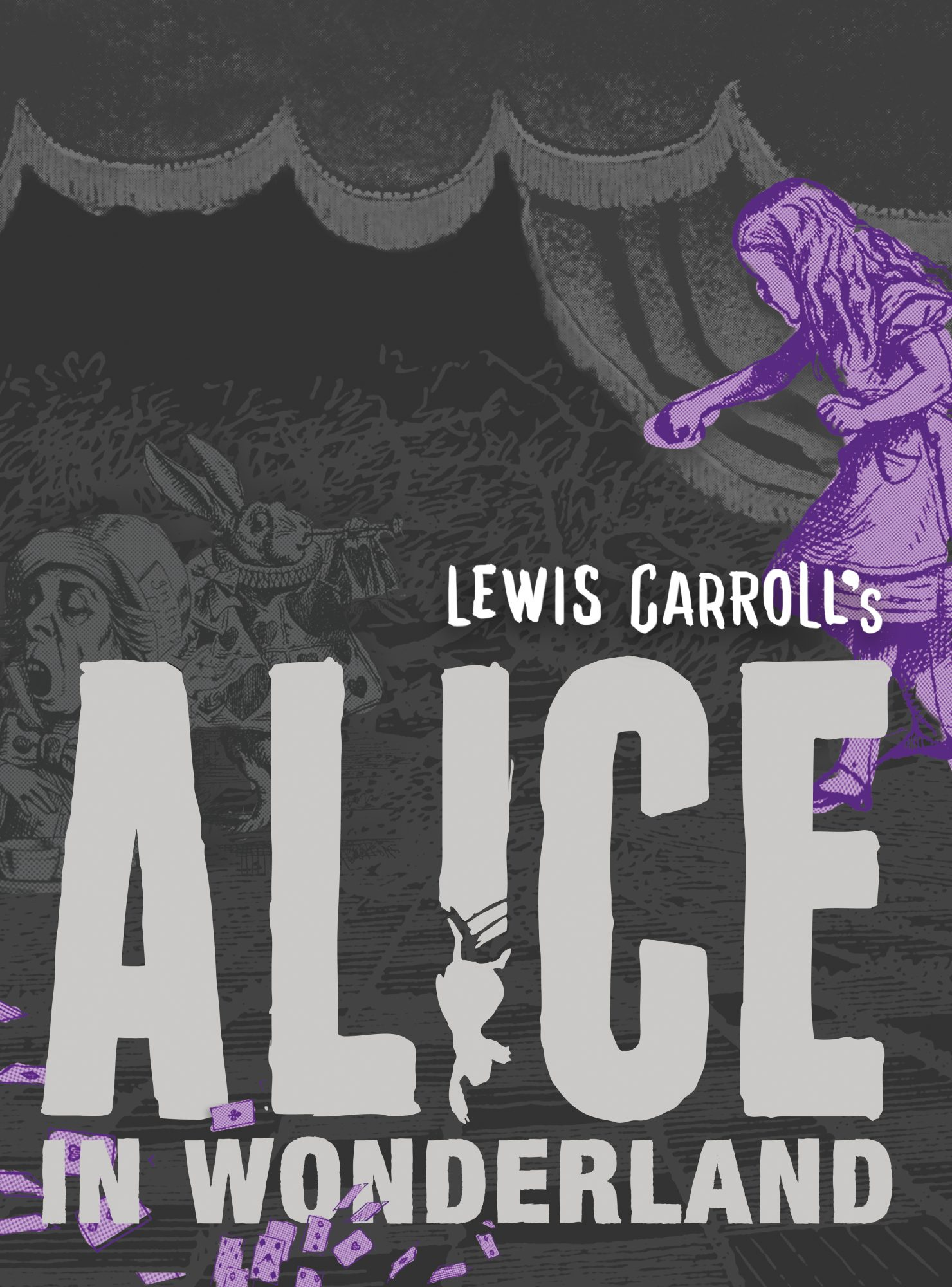 absurdity in lewis carolls alice in wonderland Lewis carroll quotes: alice in wonderland quotes from the  but if you try to  learn from these absurdities, you will gain a lot of wisdom.