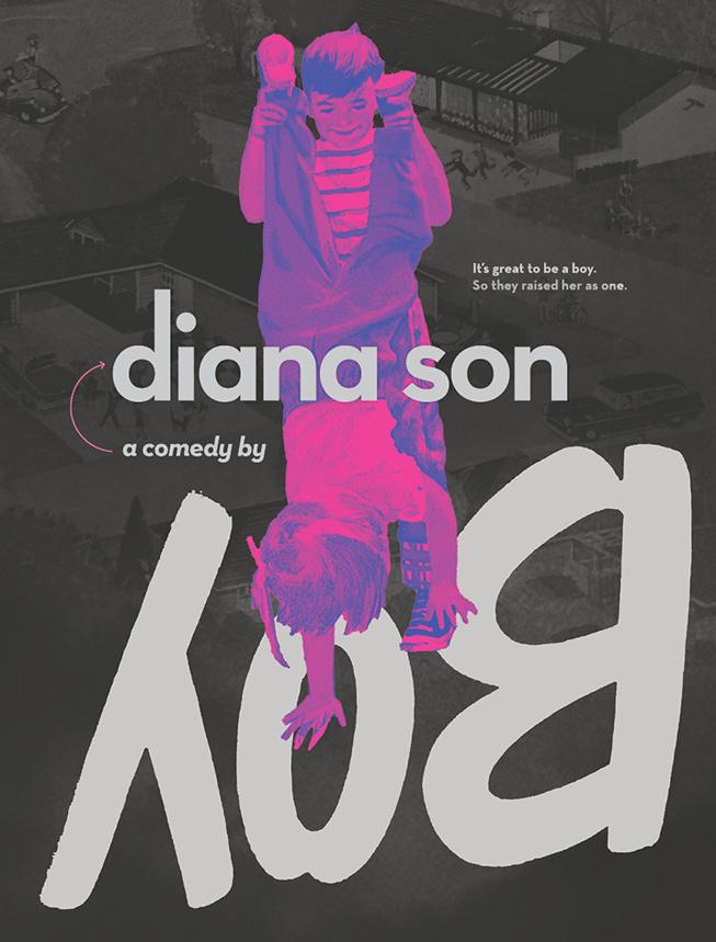 Boy by Diana Son