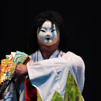 Excerpts of Yuriko Doi's Mystical Abyss will be shown along with a Lecture and Demonstration about Noh Theatre.