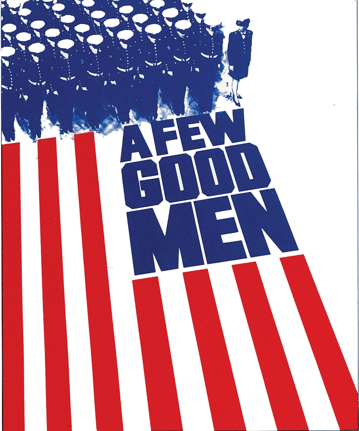 """an analysis of ethics in a few good men a movie Film analysis a few good men - download as word doc (doc / docx), pdf file   dishonorably discharged from the marines for """"conduct unbefitting a marine."""
