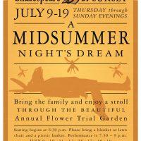 A Midsummers Nights Dream