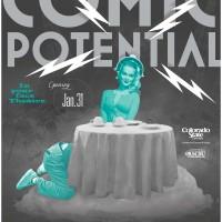 Comic Potential Poster