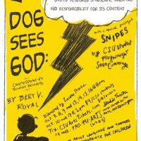 Dog Sees God Poster