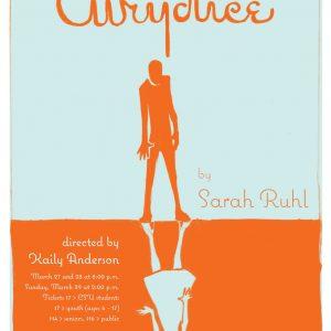 Eurydice 2009 Promotional Poster