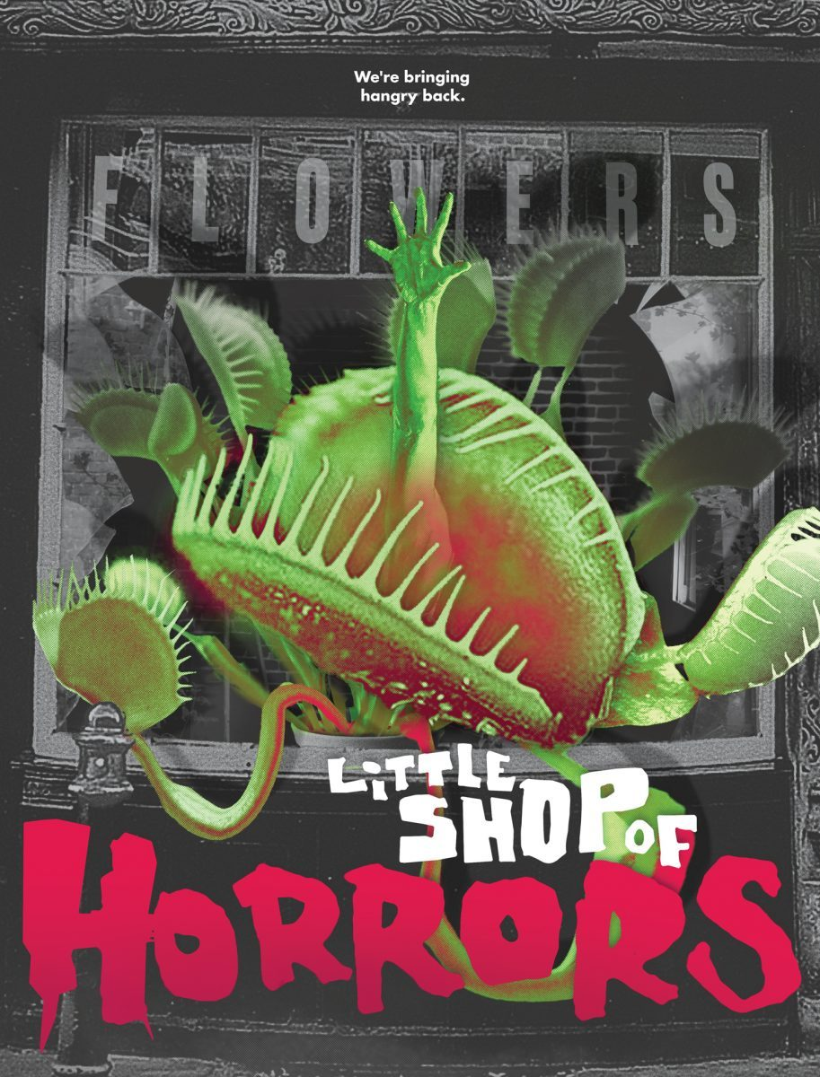 Little Shop of Horrors by Howard Ashman with music by Alan Menken