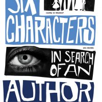 Six Characters Poster