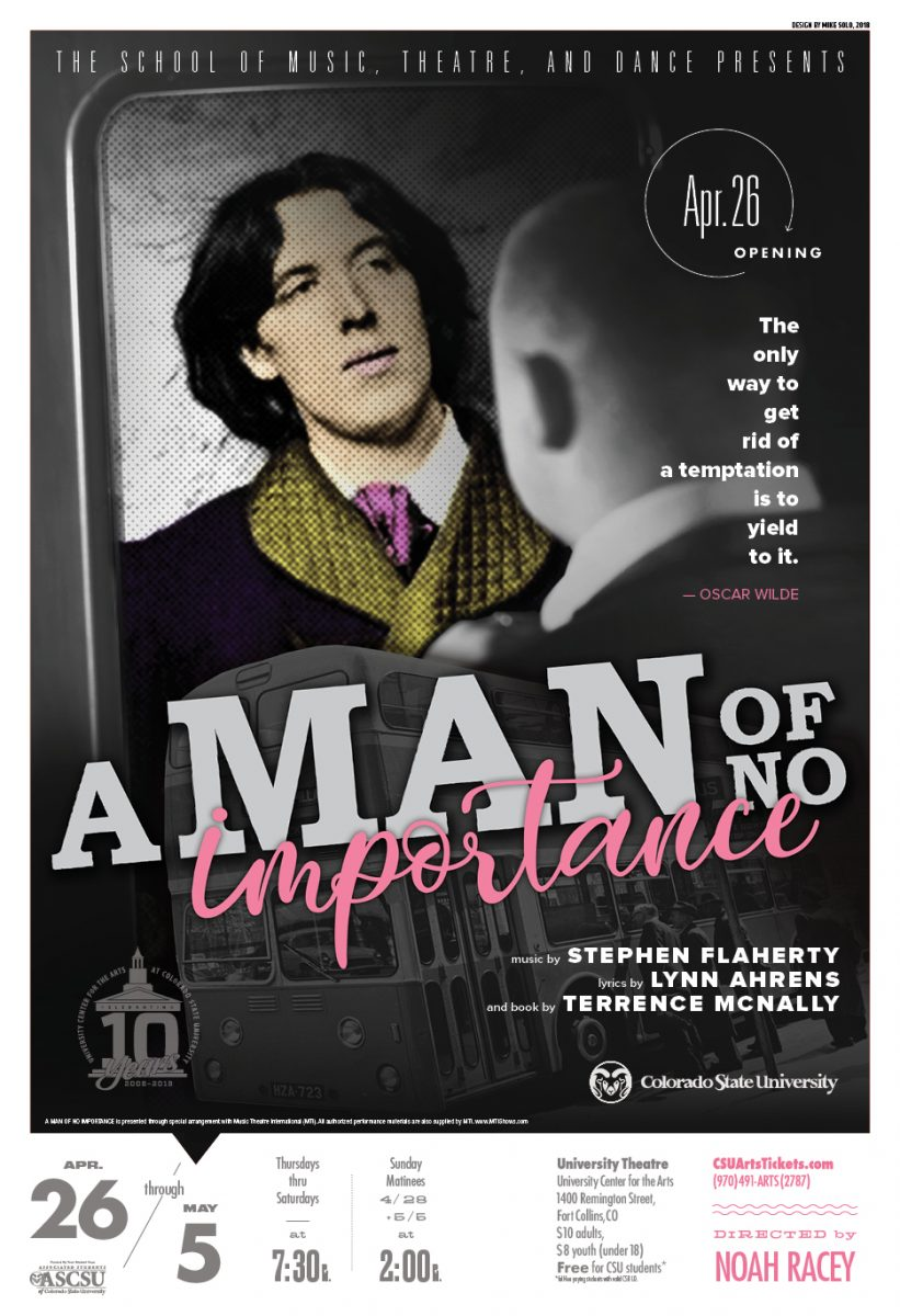 A Man of No Importance: A Musical by Terrence McNally