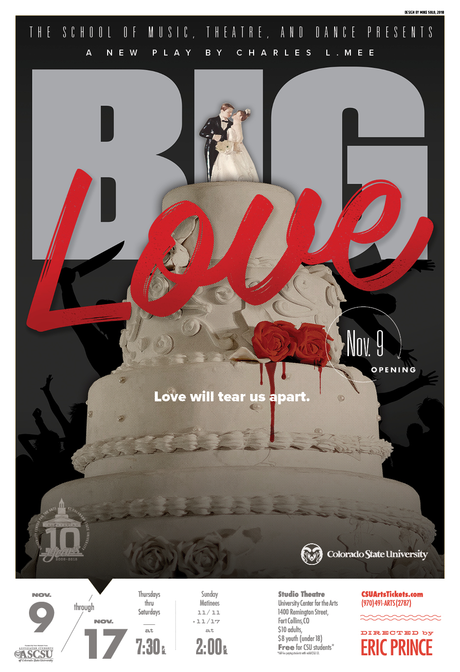 Big Love promotional poster