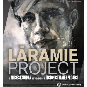 The Laramie Project promotional poster
