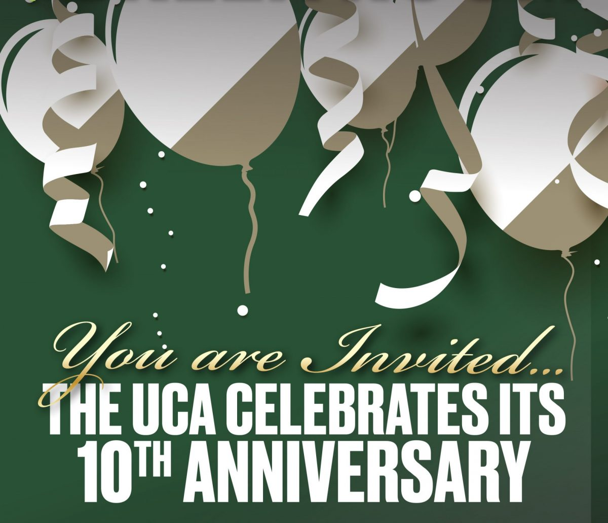 UCA 10th Anniversary Celebration and Open House / FREE