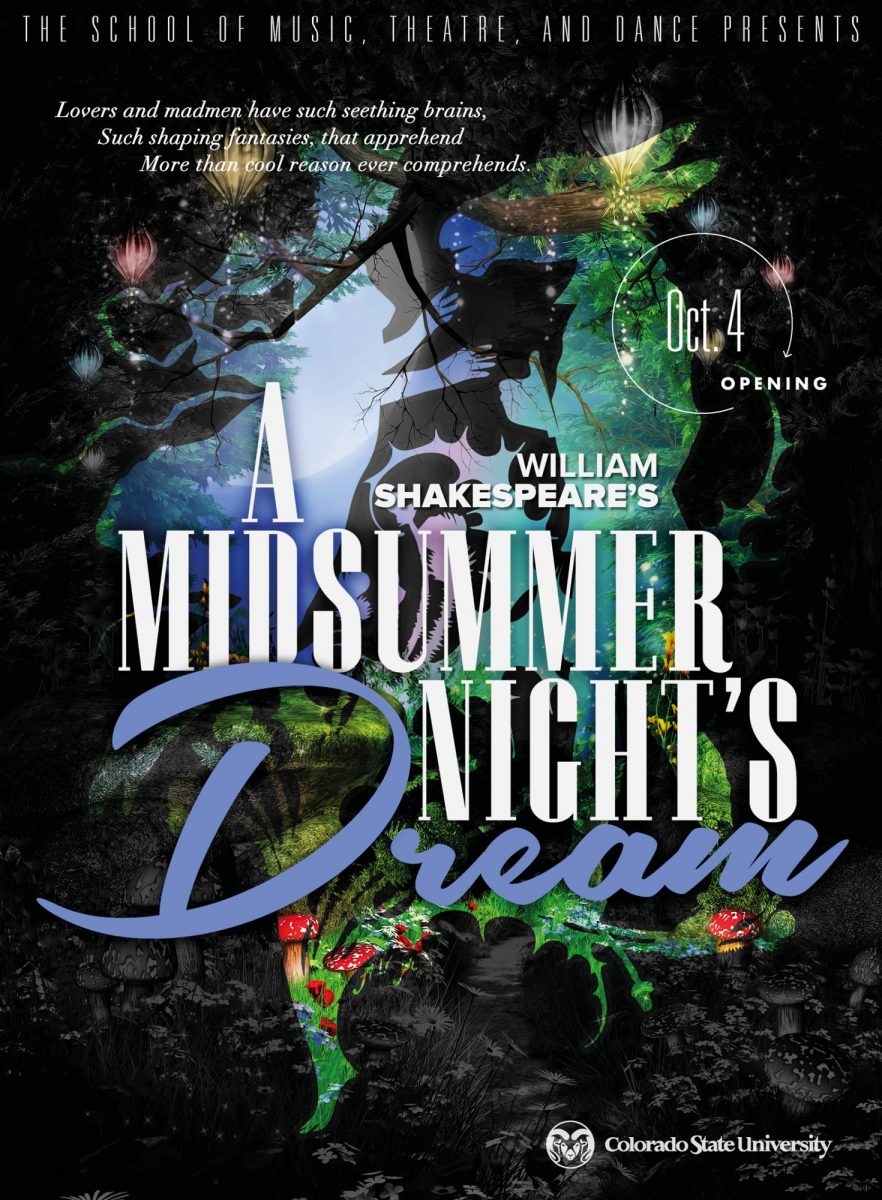 A Midsummer Night's Dream by William Shakespeare, Directed by Walt Jones