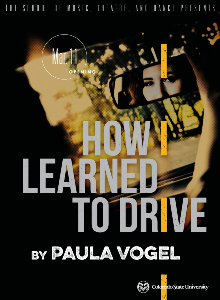 CANCELLED: How I Learned to Drive, by Paula Vogel, Directed by Debbie Swann