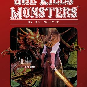 She Kills Monsters promotional poster