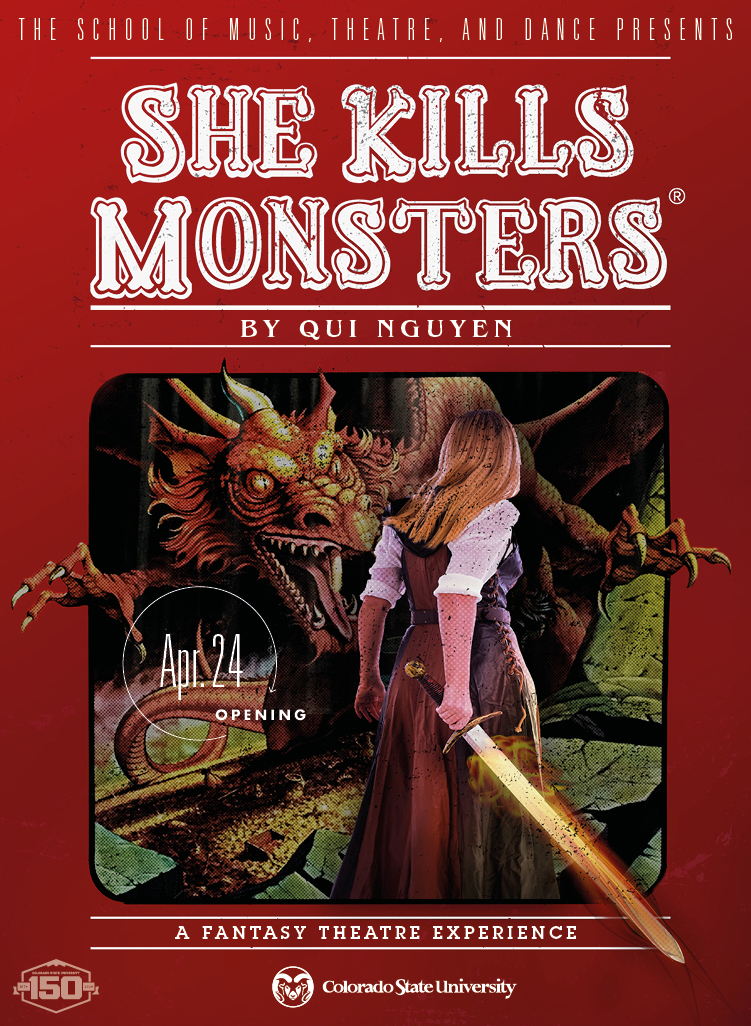 She Kills Monsters, by Qui Nguyen, Directed by Garret Ayers
