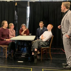 CSU Theatre and Social Work students 2020 collaboration