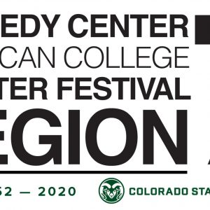 2020 Kennedy Center American College Theater Festival Region 7 #52 Logo