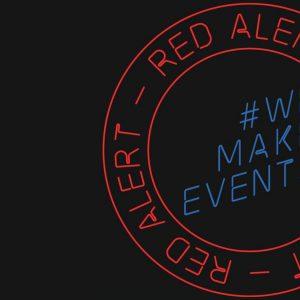 Red Alert promotional banner