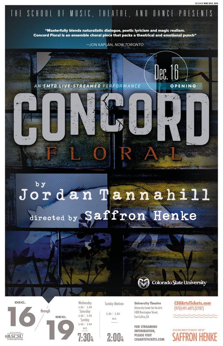 LIVESTREAM:  Concord Floral by Jordan Tannahill