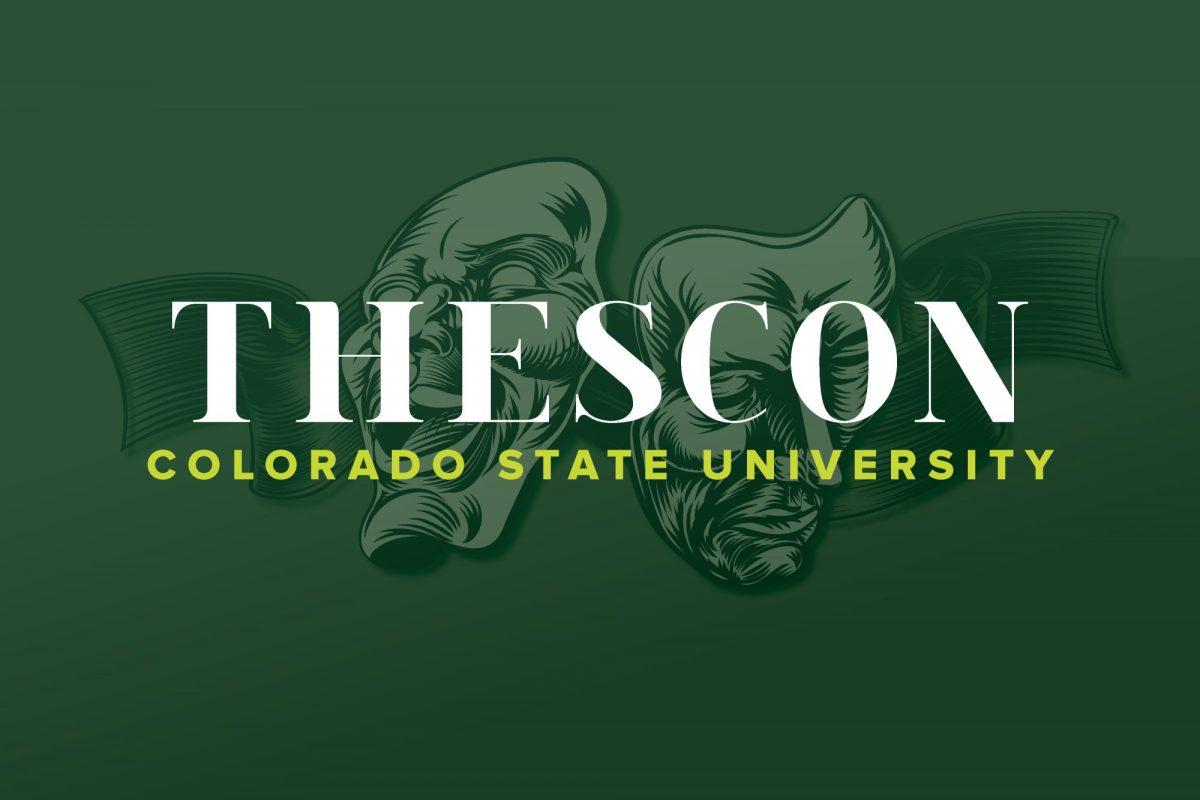 CSU at Colorado Thespian Conference - Virtual Booth