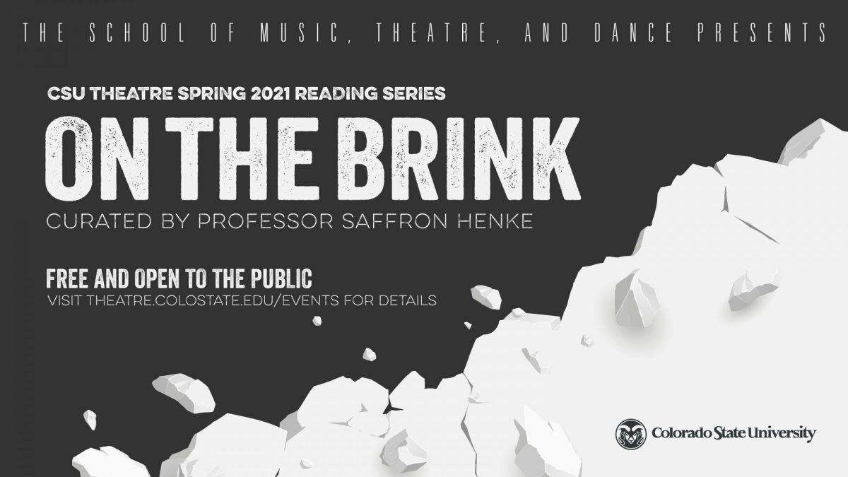 ON THE BRINK Reading Series: UnEntitled by Ewok Robinson