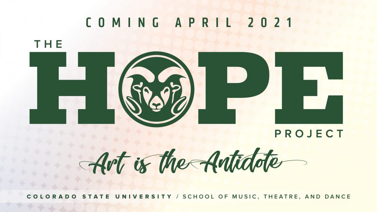 STREAM: School of Music, Theatre, and Dance Hope Project
