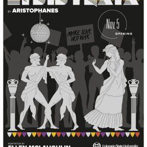 Lysistrata 2021 Promotional Poster