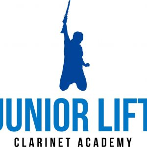 The logo for the 2018 Jr. LIFT clarinet academy