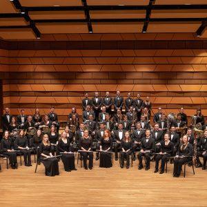 Wind Symphony group shot