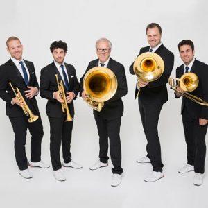 Canadian Brass promo photo