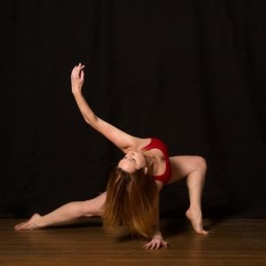 Female dance Shannon McGee