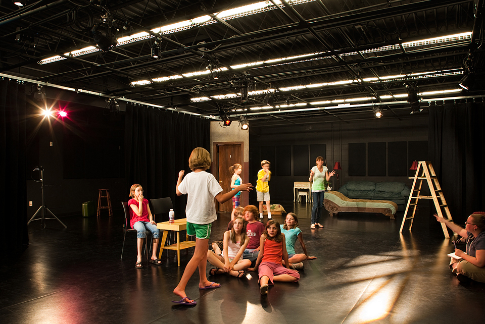 Large Acting Lab