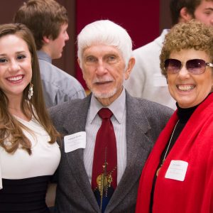 The 2012 College of Liberal Arts Luncheon, October 5, 2012