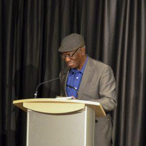 Creative Writing alumnus Yusef Komunyakaa
