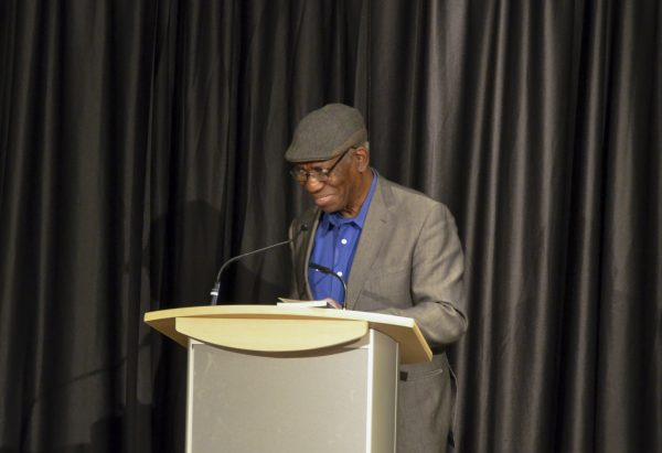 Creative Writing alumnus Yusef Komunyakaa went on to earn a Pulitzer prize for his poetry. He was recently named the official State of New York poet.