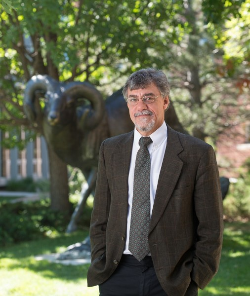 Benjamin Withers, Dean of the College of Liberal Arts, Colorado State