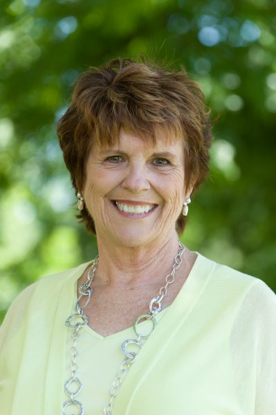 Colorado State Univeristy College of Liberal Arts Development Council member Linda Cates