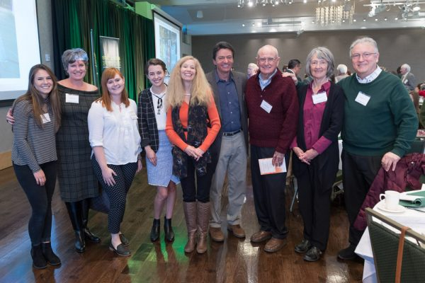 The College of Liberal Arts celebrates scholarship donors and students at its 2017 Donor Brunch. October 21, 2017