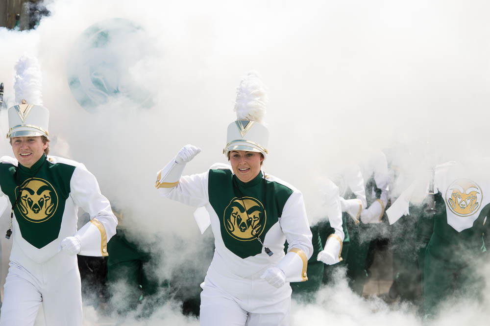 college application essay marching band