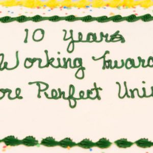 The Center for Public Deliberation celebrated 10 successful years of their program at Colorado State University on November 30, 2016. The CPD is dedicated to enhancing local democracy through improvd public communication and community problem-solving.
