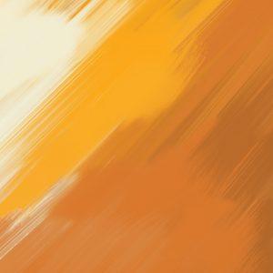 orange and white background