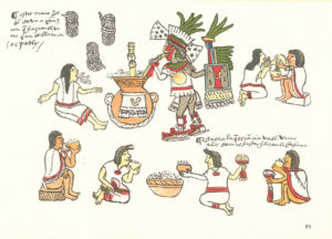 image from the Codex Magliabechiano