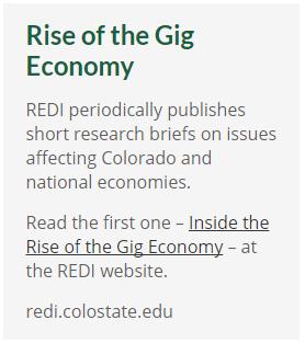 Rise of Gig Economy