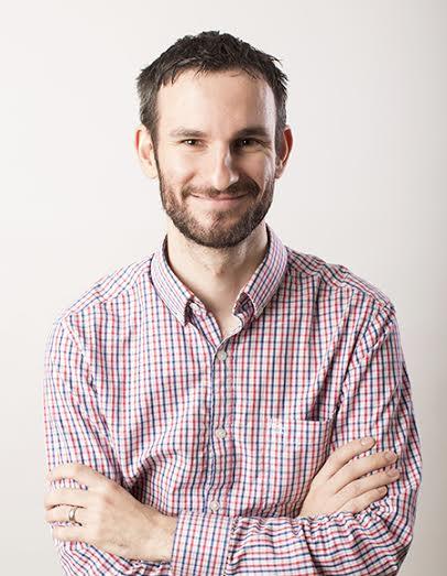 Headshot of Peter Harris