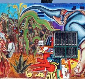 la chicano mural