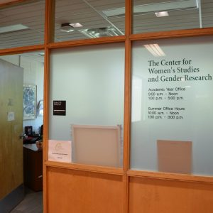 Center for Women's Studies and Gender Research
