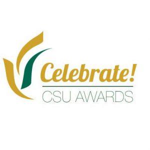 celebrate csu awards logo