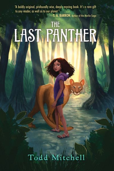 The Last Panther book cover